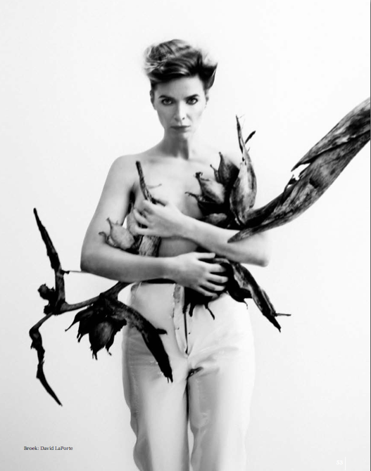 Thekla Reuten for LXRY Anat Dychtwald styling & concept