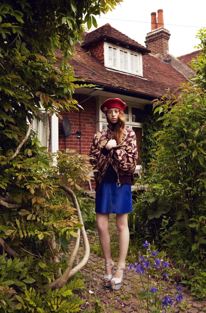 Lily in Melbury Anat Dychtwald styling & concept