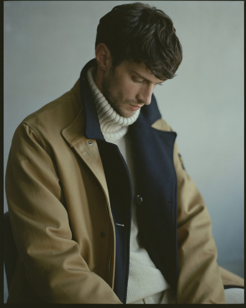 Forever Classics Scotch & Soda Anat Dychtwald styling & concept