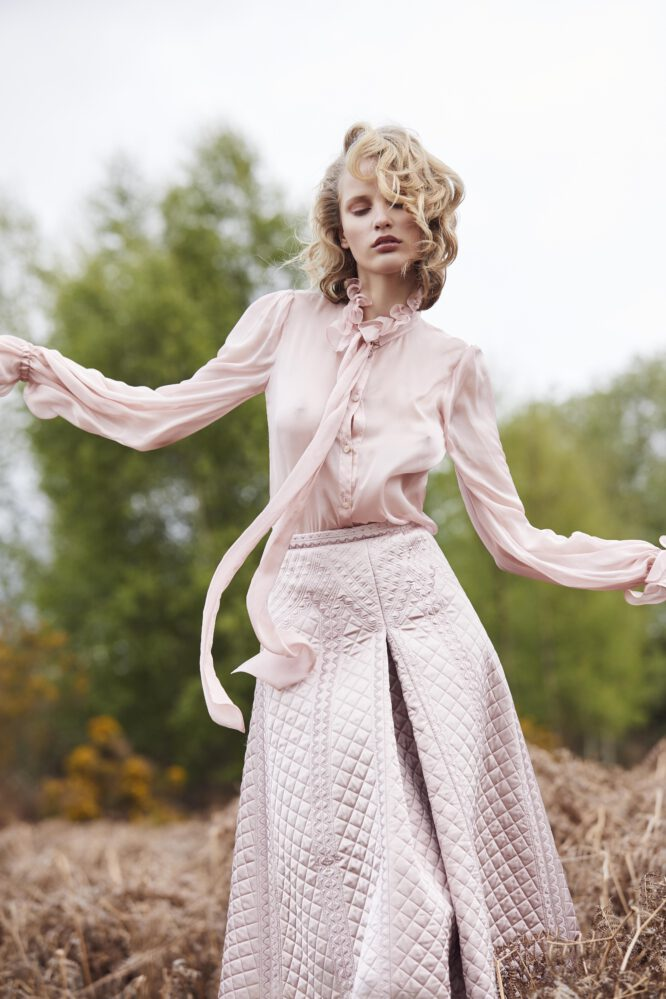 Marie Claire Arina Anat Dychtwald styling & concept