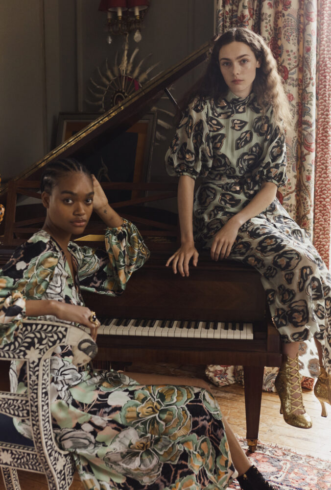 TEMPERLEY LONDON Anat Dychtwald styling & concept
